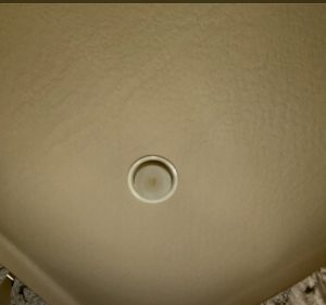replace recessed light like this