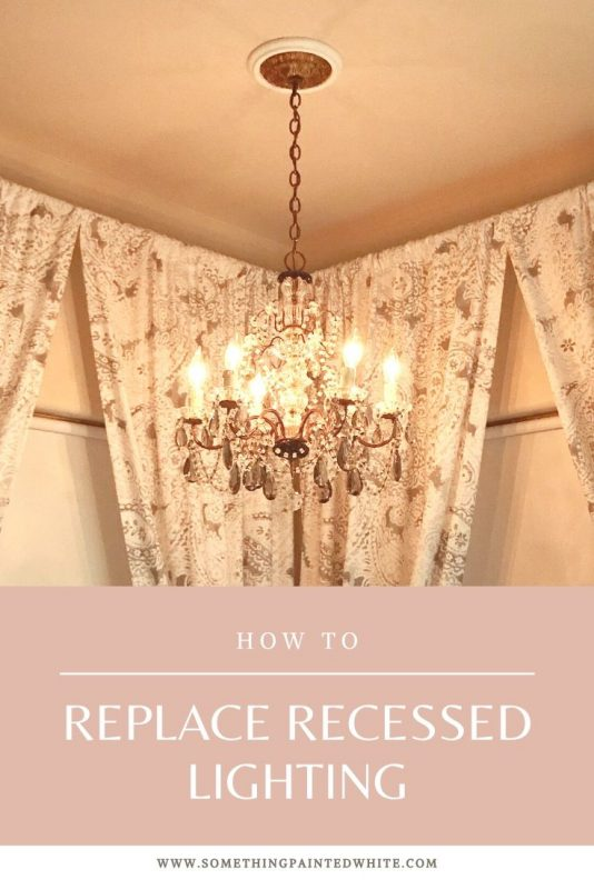 How to Replace Recessed Lighting