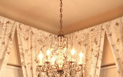 How to Replace Recessed Lighting with a Chandelier