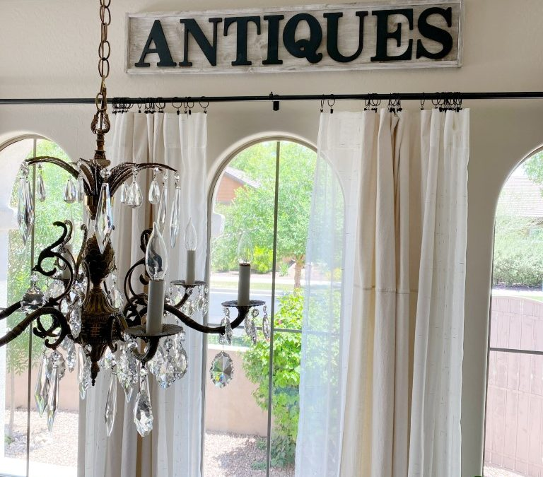 All Great Signs Point to ANTIQUES