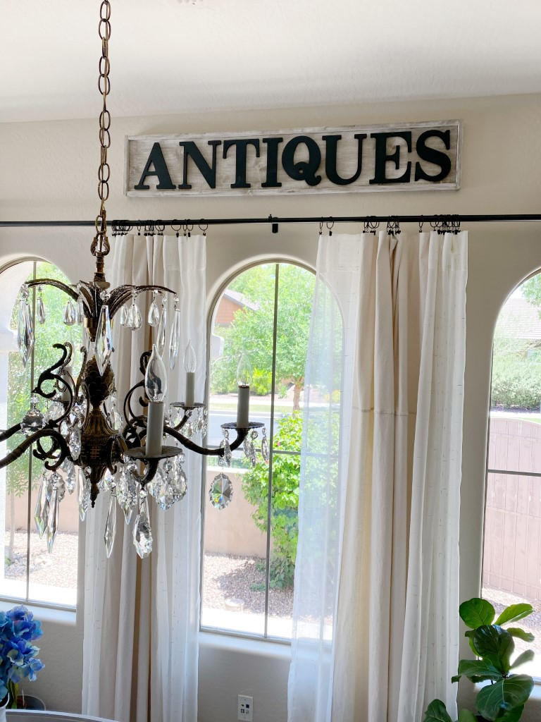 Enjoy and Admire ... All signs point to Antiques